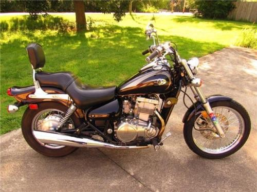 2003 Kawasaki Vulcan 500 — Blue for sale craigslist